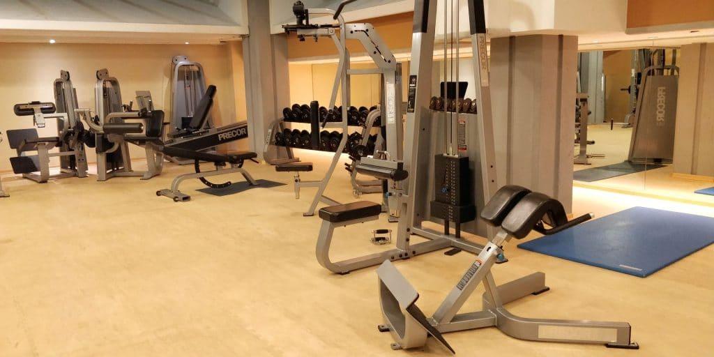 Hilton Köln Fitness 2