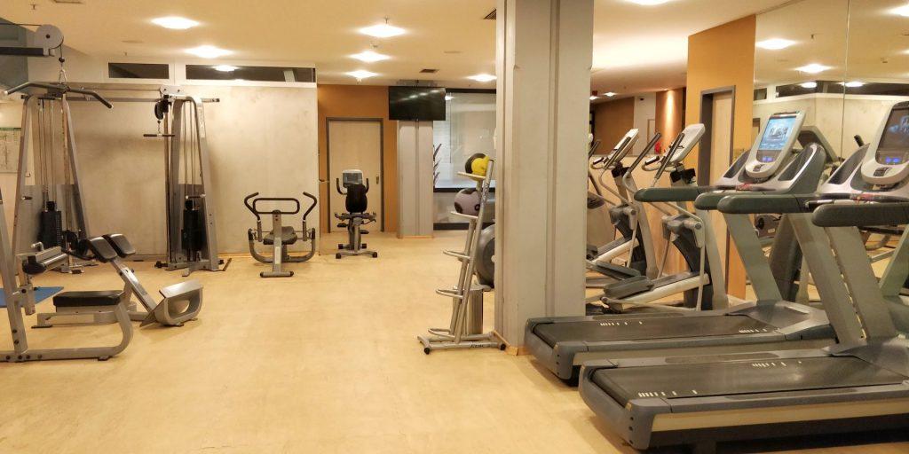 Hilton Köln Fitness 4