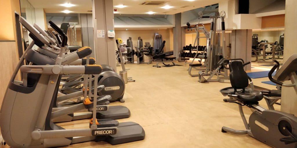 Hilton Köln Fitness 5