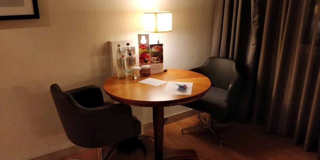 Hilton Köln Zimmer 3