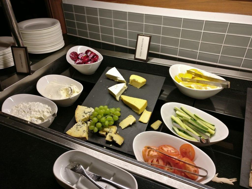 Hilton London Heathrow Terminal 5 Breakfast 2