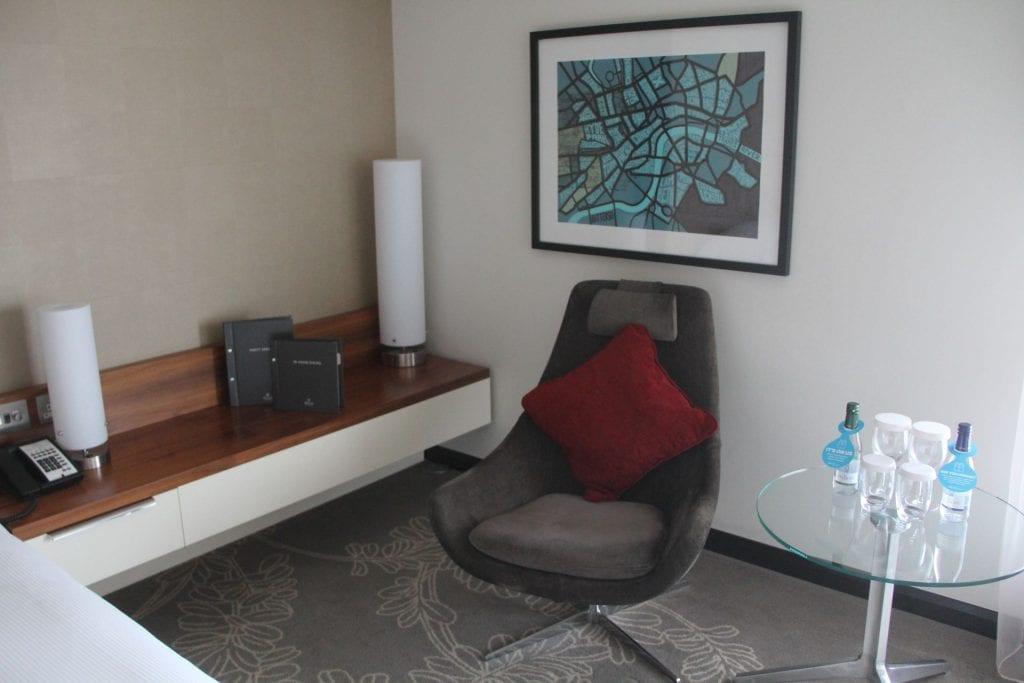 Hilton London Heathrow Terminal 5 Executive Room 6