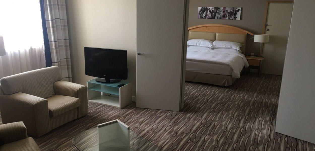 Hilton Sofia Zimmer Suite