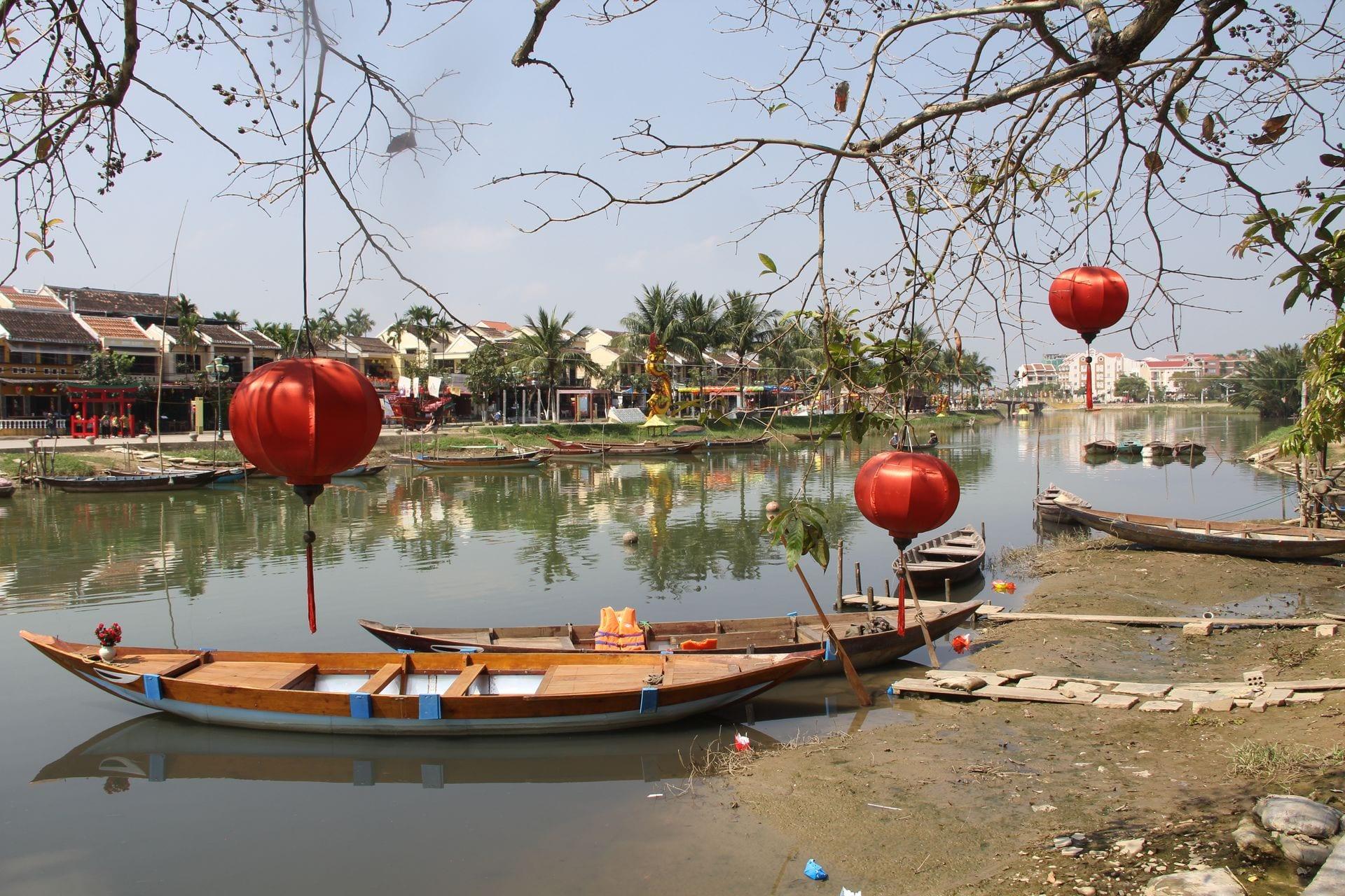 Hoi An Boat 3