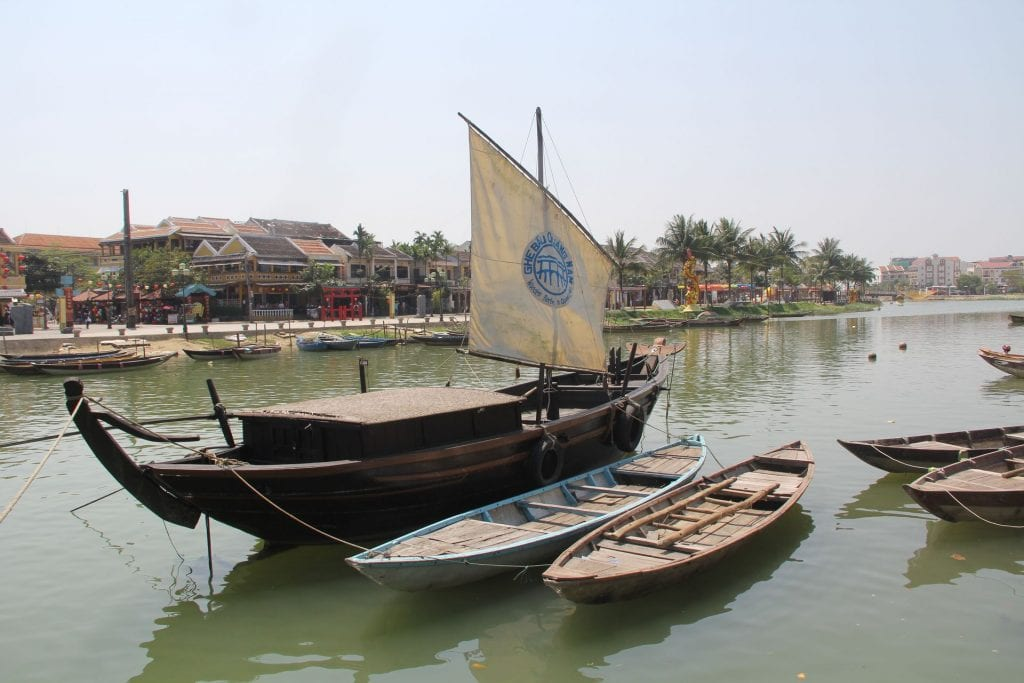 Hoi An Boat 4