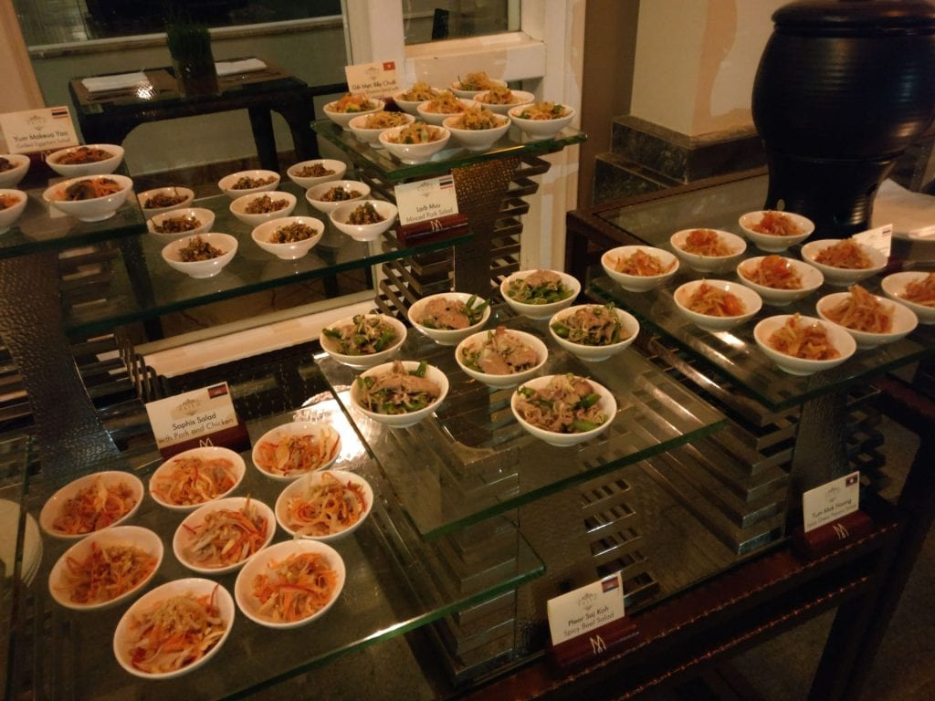 Hotel Royal Hoi An Dinner Buffet 3