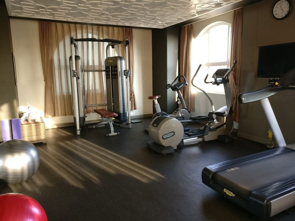 Hotel Royal Hoi An Gym