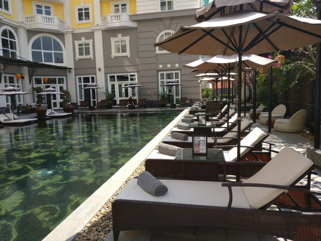 Hotel Royal Hoi An Pool