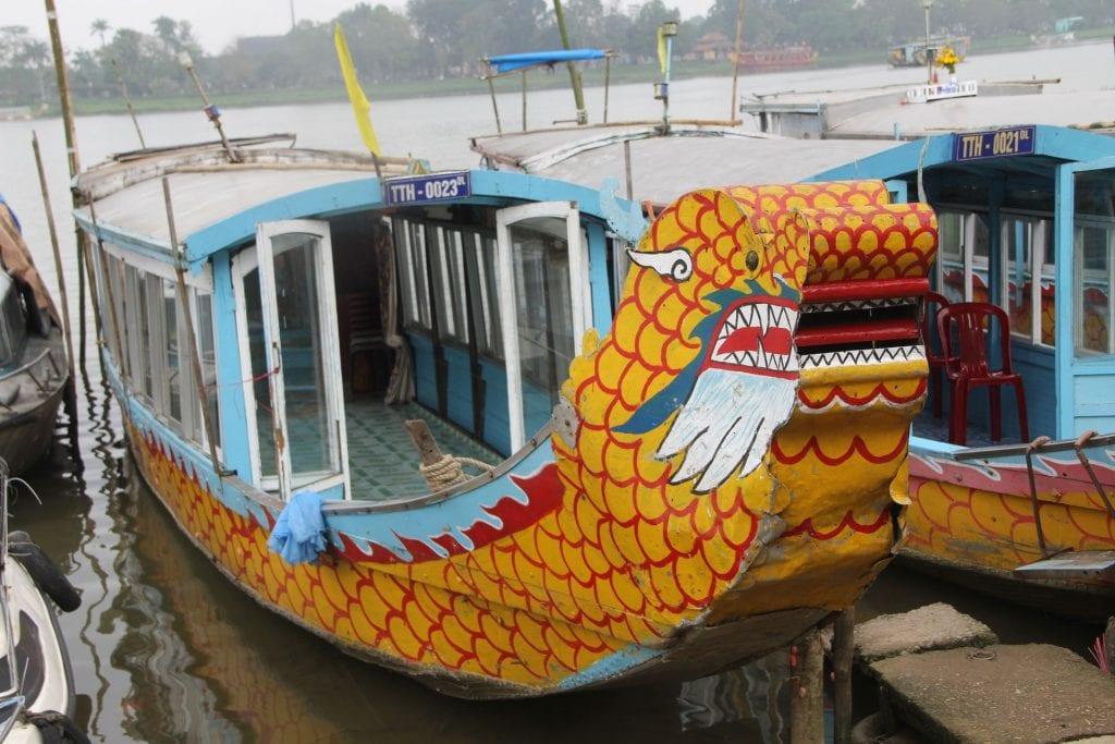 Hue Dragon Boot 2