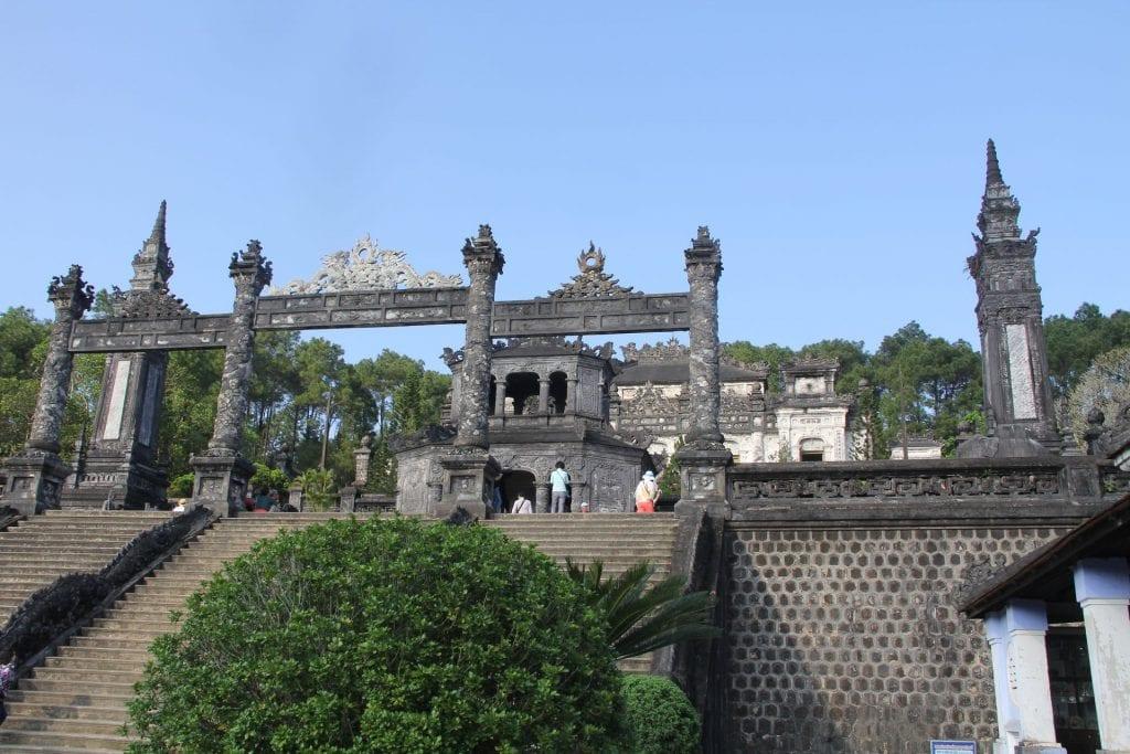 Hue Khai Dinh Tomb