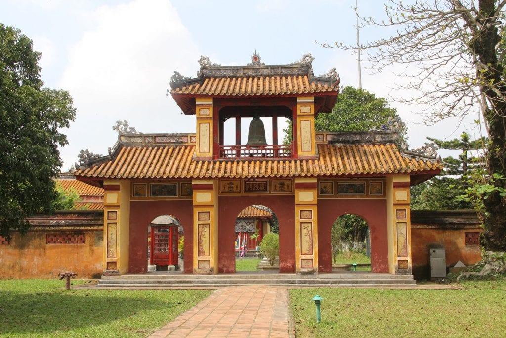 Hue Royal Palace Curu Dinh 2