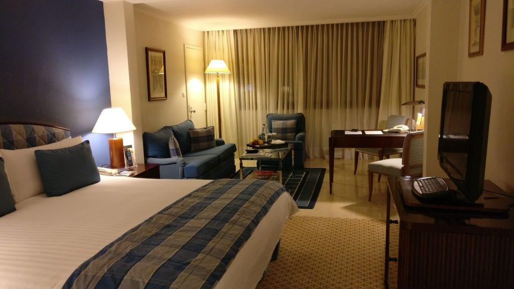 InterContinental Athen Zimmer