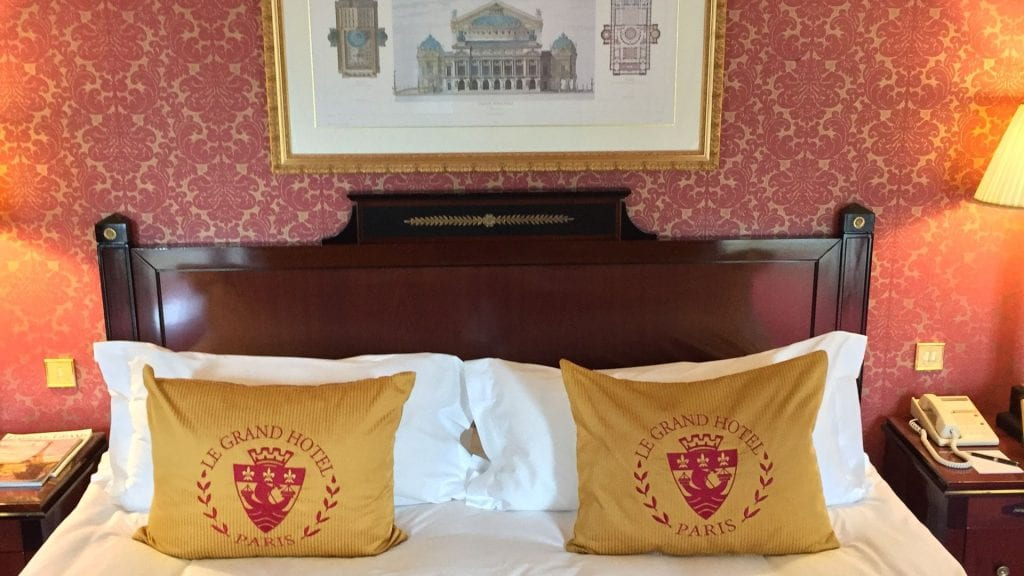 InterContinental Paris Le Grand Bett