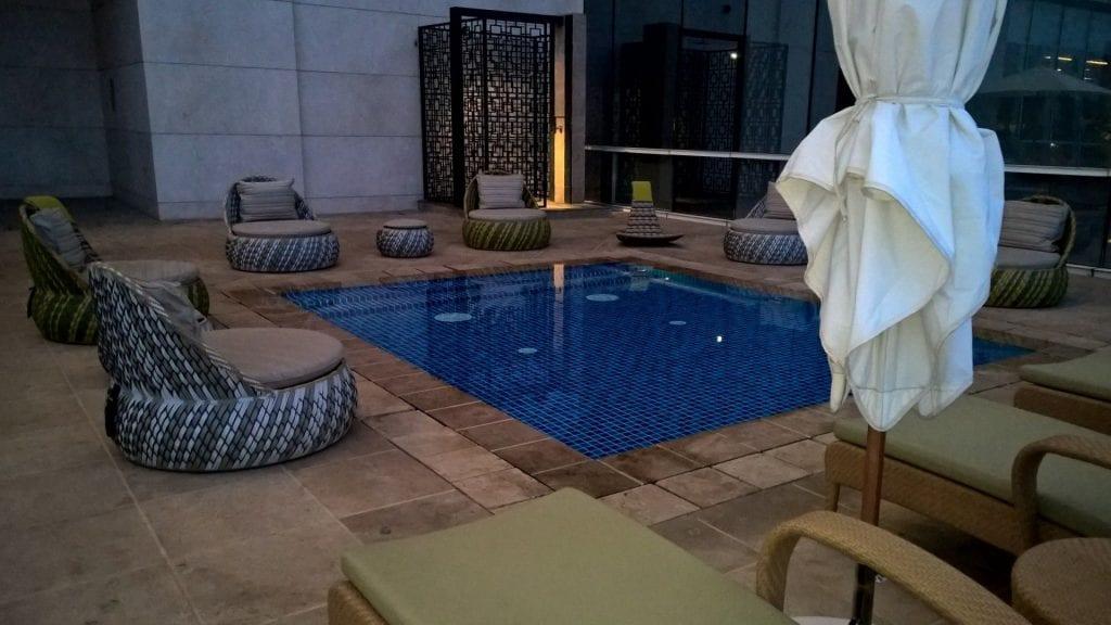 Jacuzzi Shangri La Bengaluru