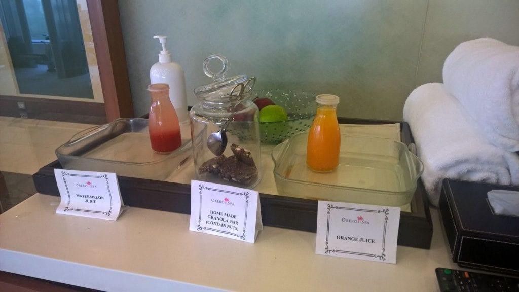 Juices Spa The Oberoi Mumbai