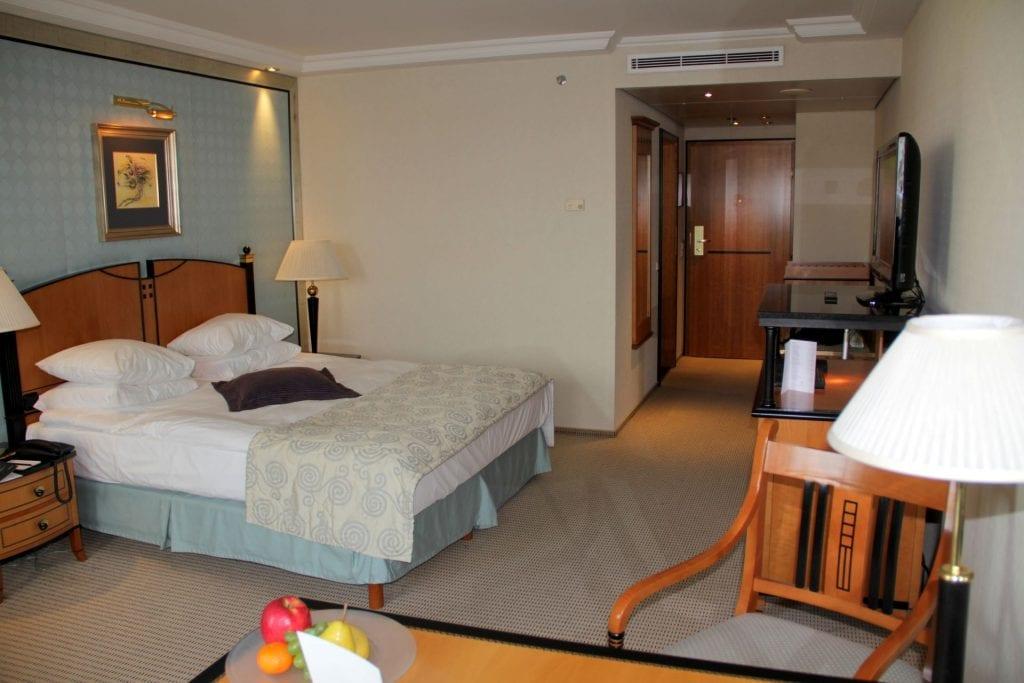 Kempinski Hotel Corvinus Budapest Deluxe Zimmer