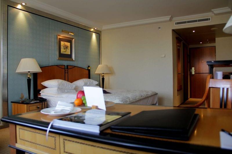 Kempinski Hotel Corvinus Budapest Deluxe Zimmer 2
