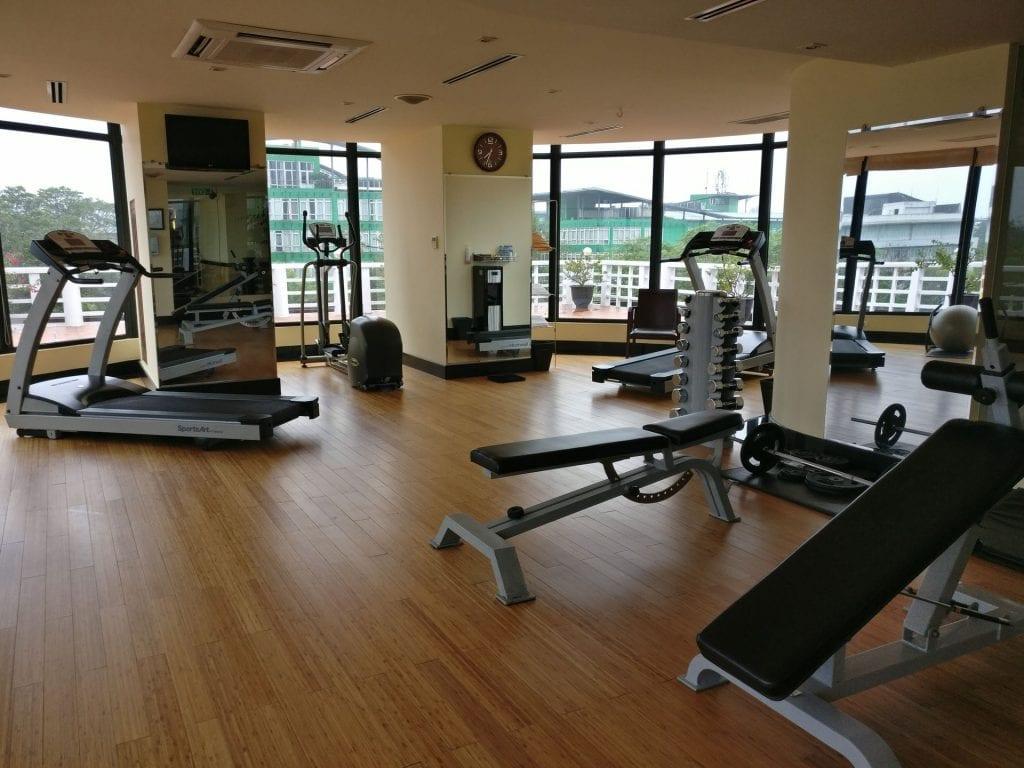 La Residence Hue Gym 3