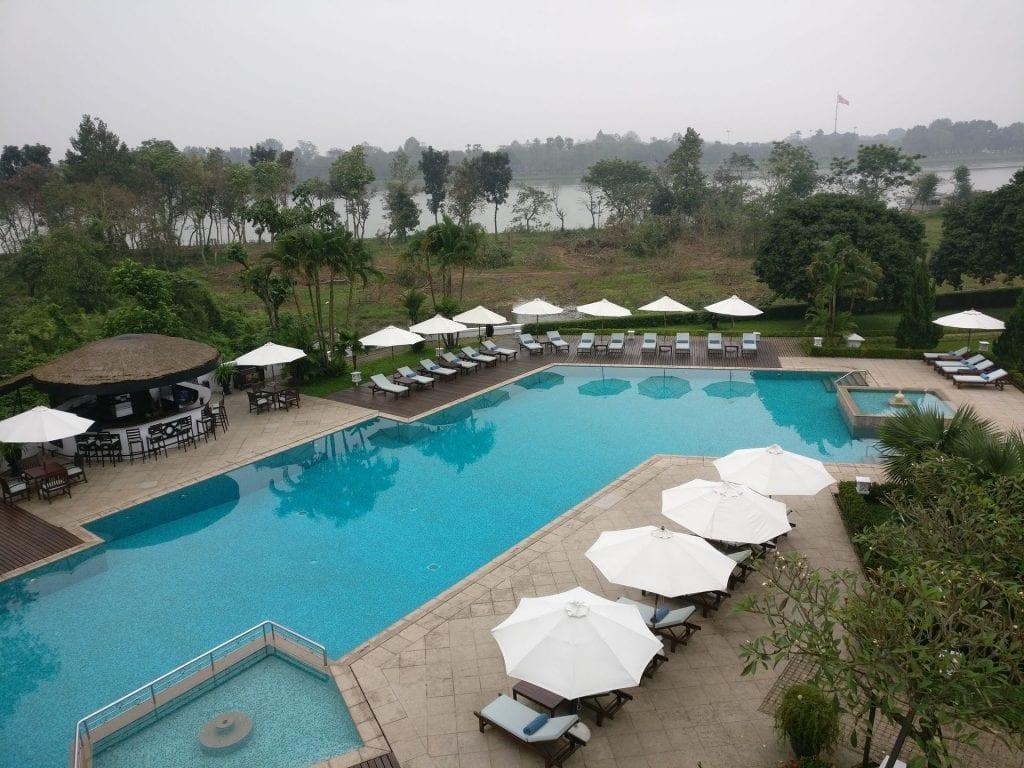 La Residence Hue Pool 2