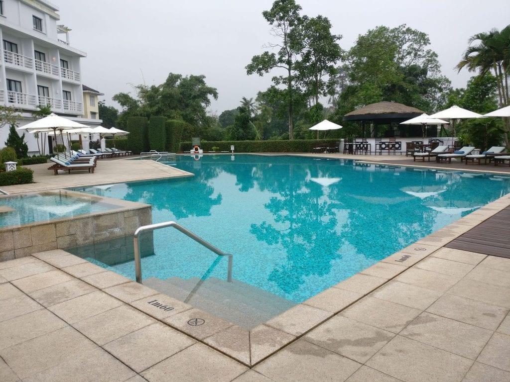 La Residence Hue Pool 4