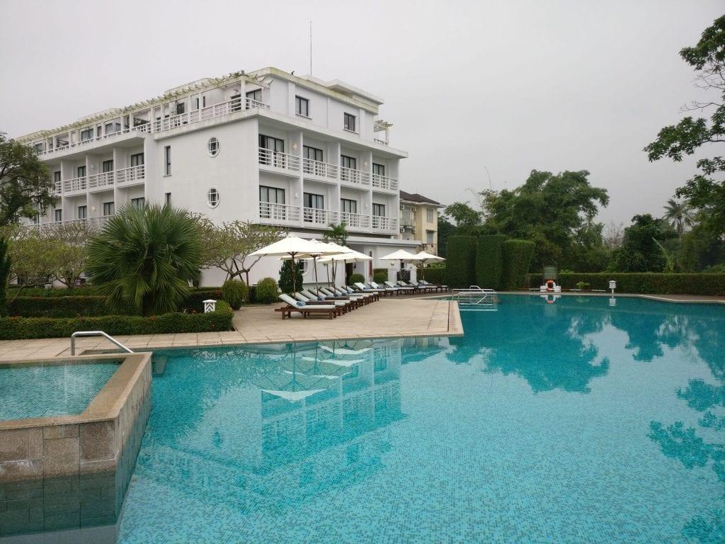 La Residence Hue Pool 6