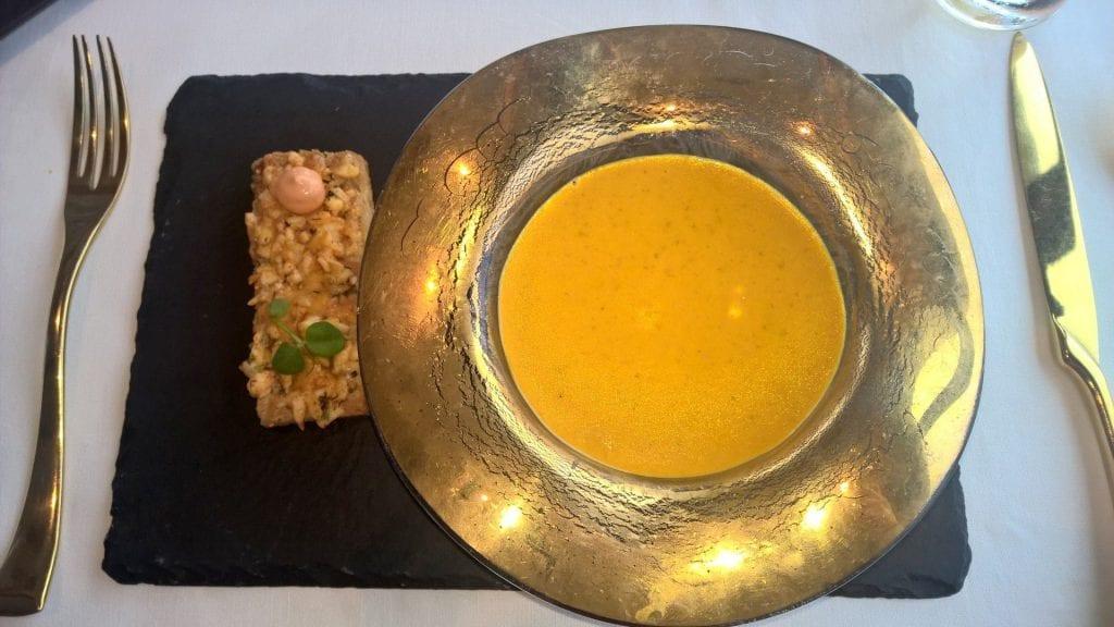 Lunch The Oberoi Mumbai 8