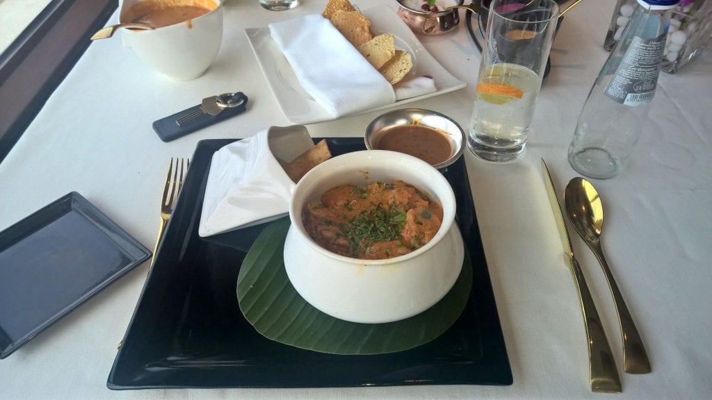 Lunch The Oberoi Mumbai 9
