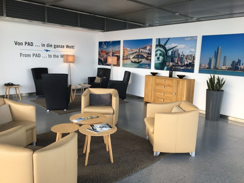 Paderborn Business Lounge 4