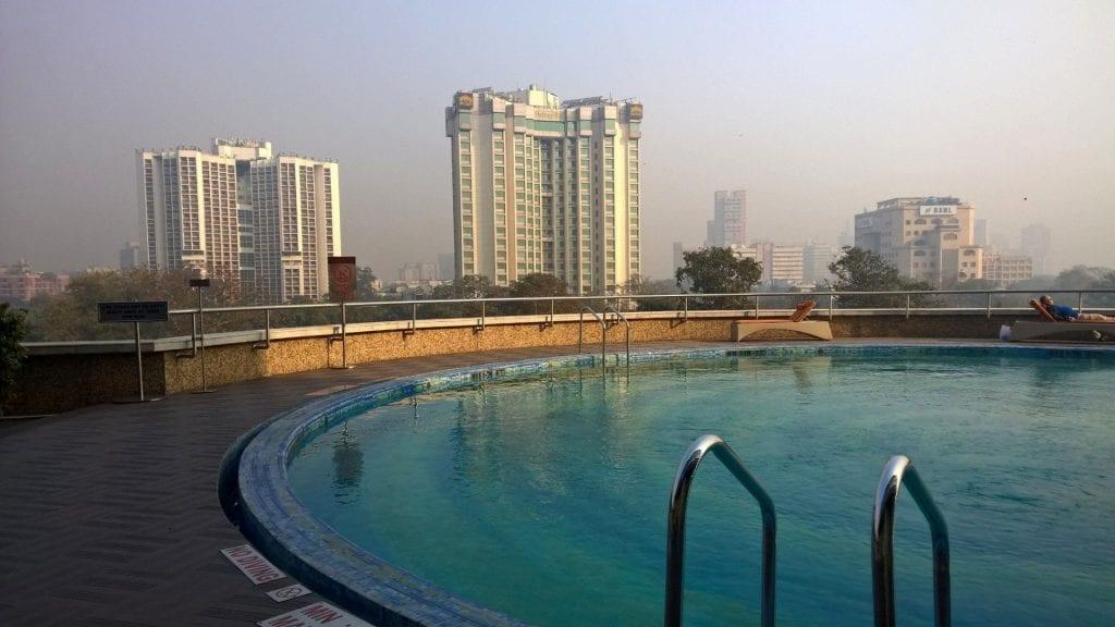 Pool Le Méridien New Delhi 2
