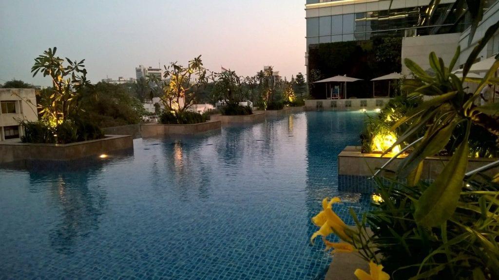 Pool Shangri La Bengaluru 2