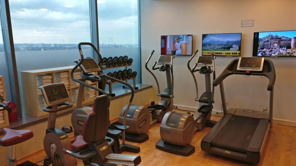 Radisson Blu Frankfurt Fitness 2