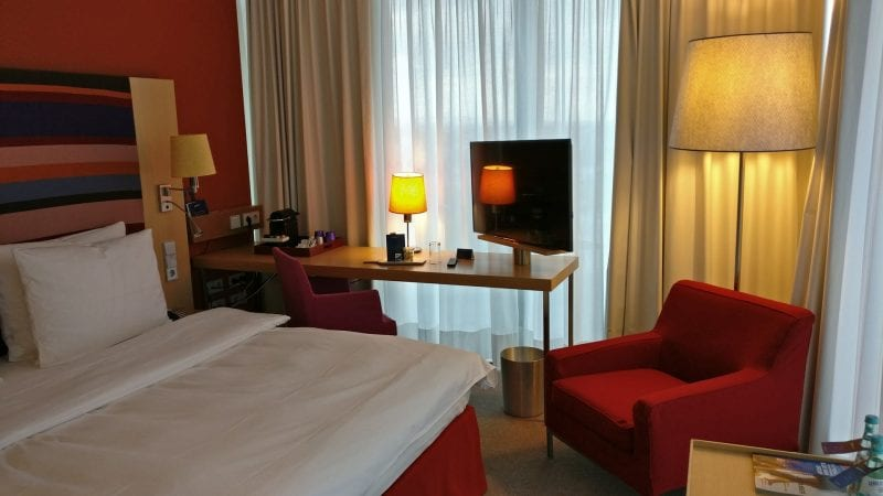 Radisson Blu Frankfurt Zimmer