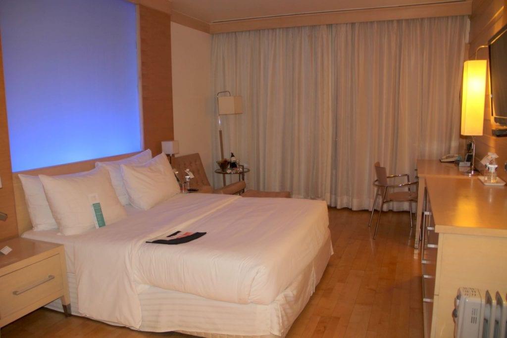 Room Le Méridien New Delhi