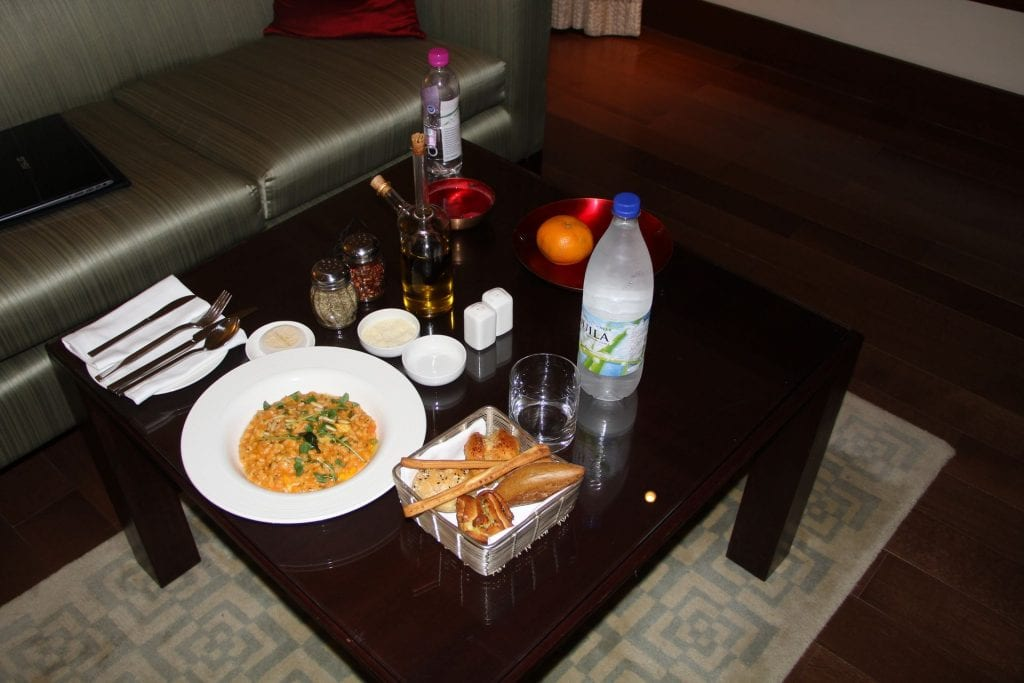 Room Service Dinner The Oberoi Mumbai