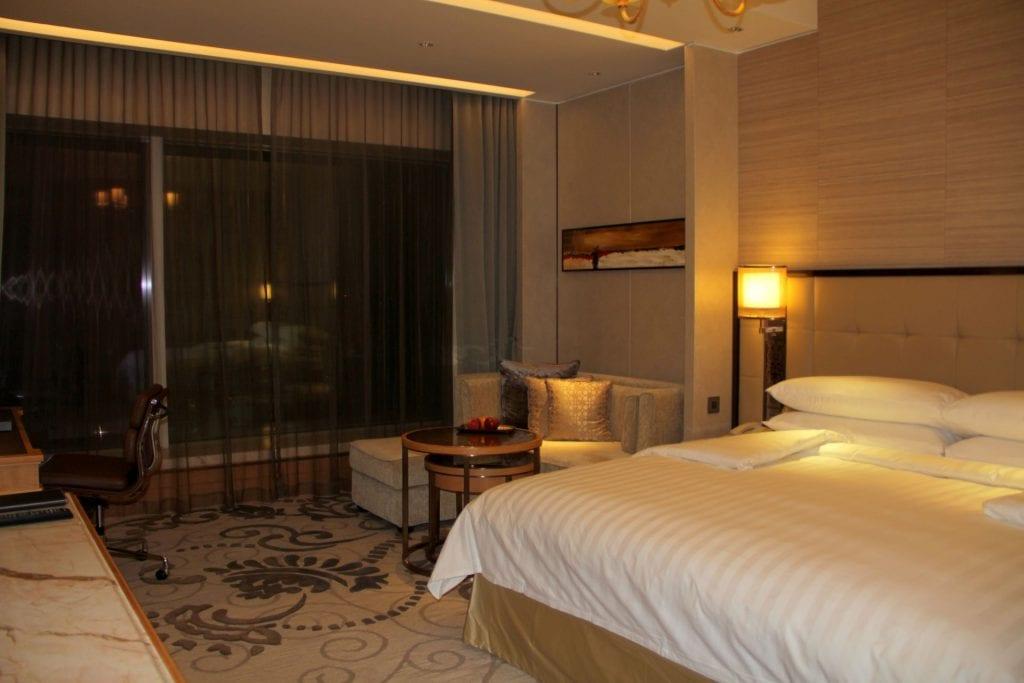 Room Shangri La Bengaluru