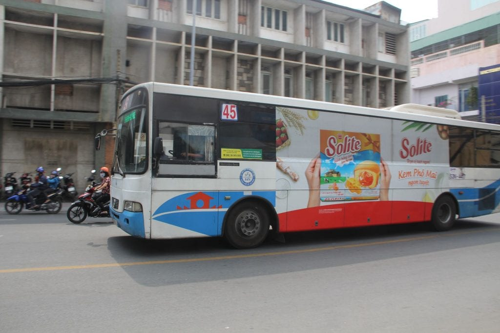 Saigon Bus
