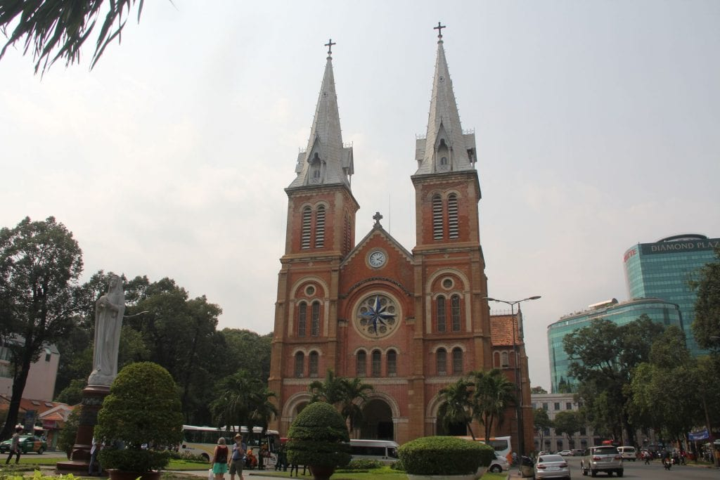 Saigon Cathedral 3