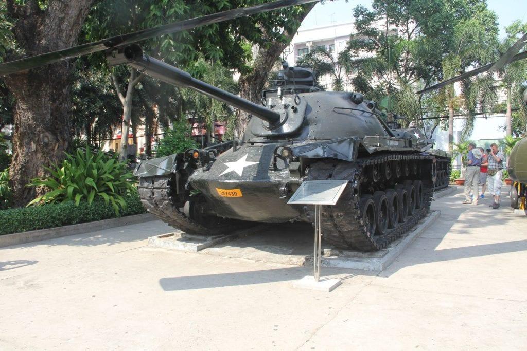 Saigon War Remnants Museum 2