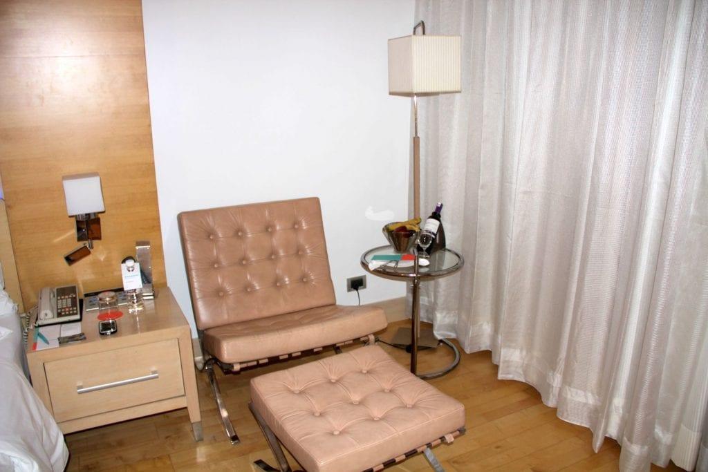 Seating Corner Le Méridien New Delhi