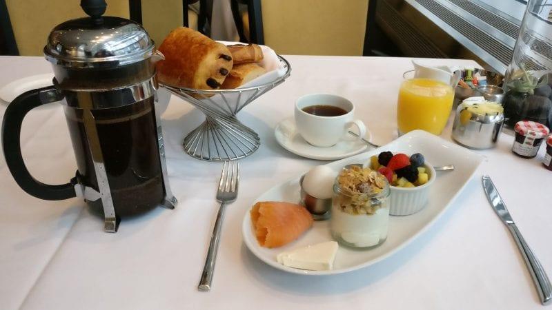 Sofitel Montreal Frühstück
