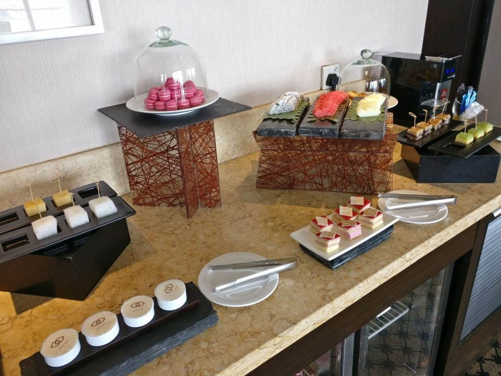 Sofitel Saigon Plaza Club Afternoon Tea 2