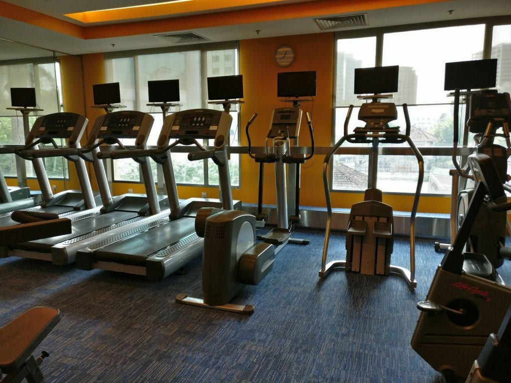 Sofitel Saigon Plaza Gym
