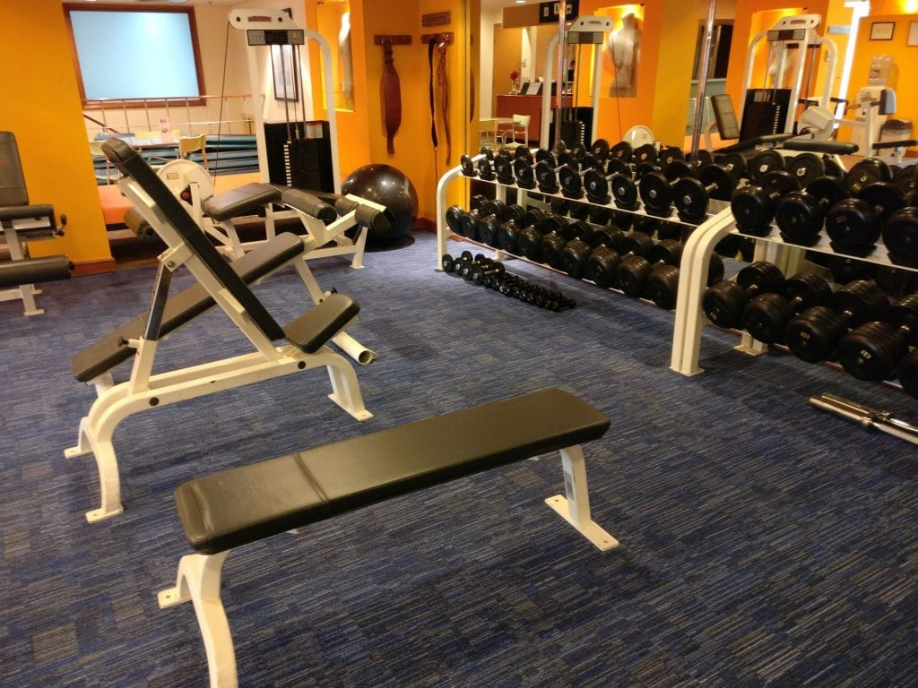 Sofitel Saigon Plaza Gym 2