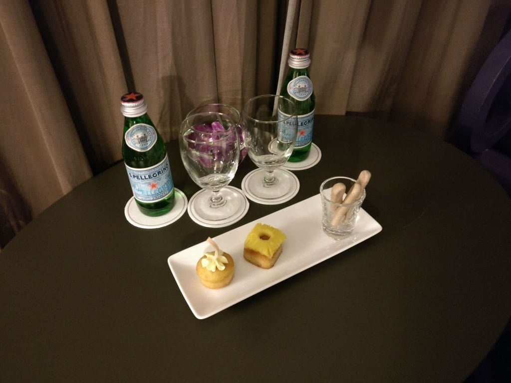 Sofitel Saigon Plaza Welcome Gift