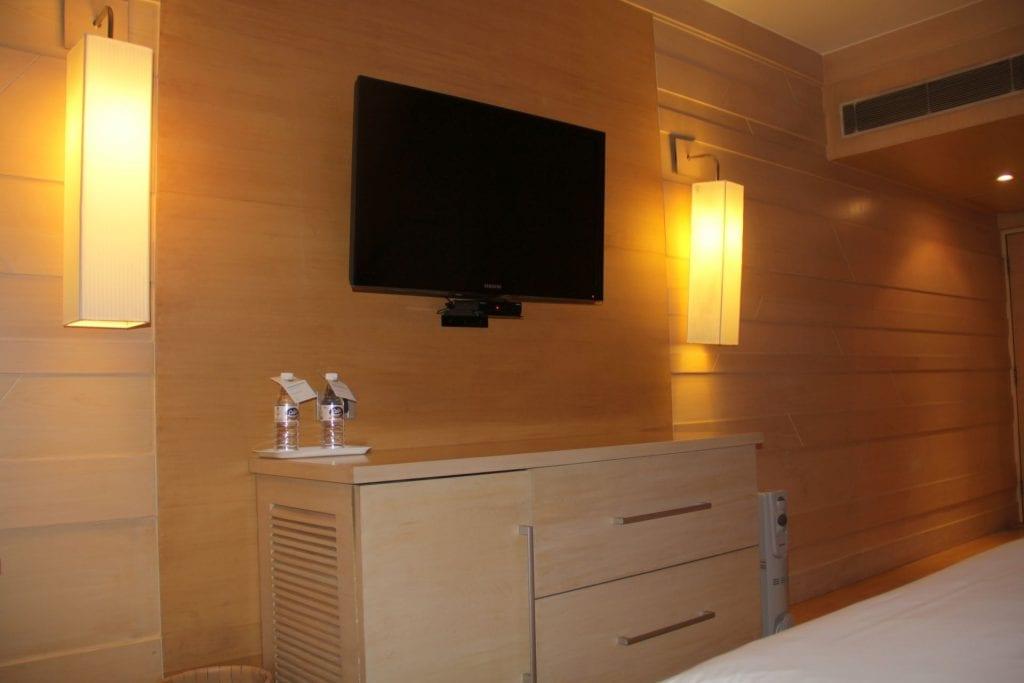 TV Le Méridien New Delhi