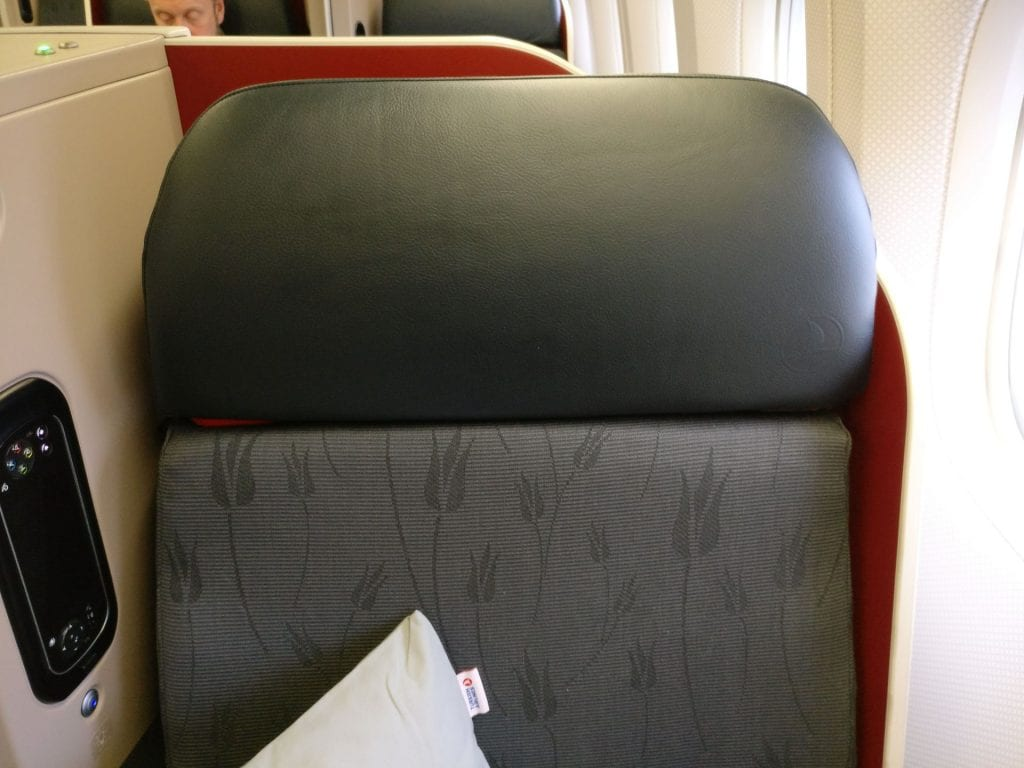 Turkish Airlines Business Class Boeing 777 Seating 4