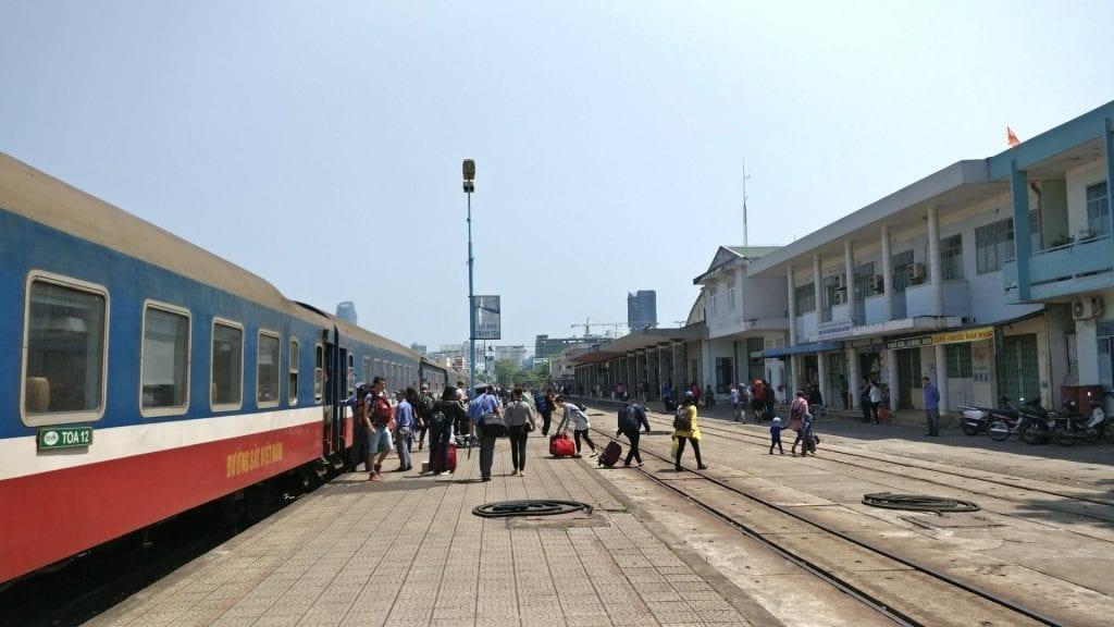 Vietnam Bahn Vietnam Railways