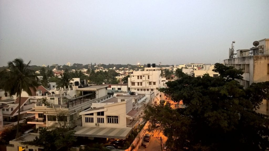 View Shangri La Bengaluru