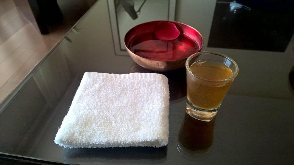 Welcome Drink The Oberoi Mumbai