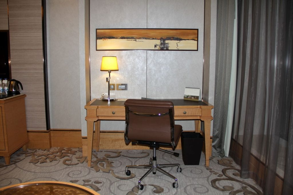 Working Desk Shangri La Bengaluru